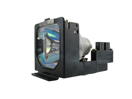 Replacement Lamp for POA-LMP31 132-Watt UHP (with Compatible Housing)