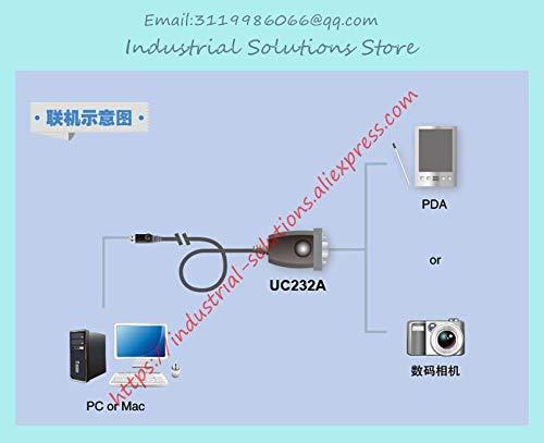Fevas UC232A chip USB to RS232 USB A10-com of for 1pcs New