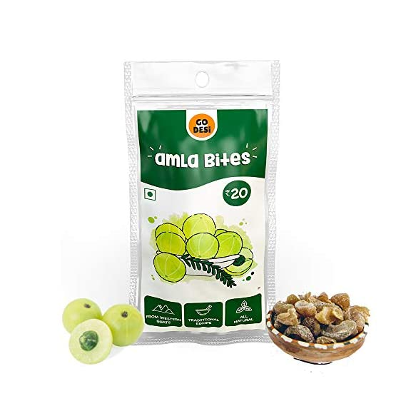 GO DESi Dried Amla
