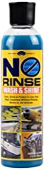 Optimum No Rinse Wash and Shine is the most technologically advanced car cleaning system that eliminates polluting storm water runoff while safely cleaning all exterior car surfaces.
