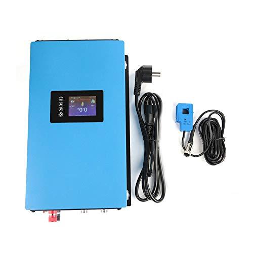 Solar Wechselrichter, 1000W/2000W Solar Power Grid Tie Wechselrichter mit Limiter 110/220V(2000W45-90VDC-ohne WIFI)
