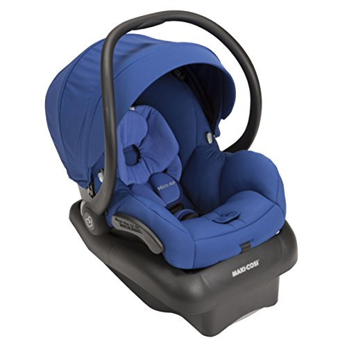 Maxi-Cosi Mico AP Infant Car Seat, Blue Base