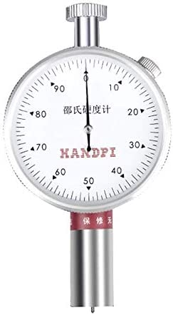 Various Rubber Hardness Test Shore Durometer Tester Handheld for Leather