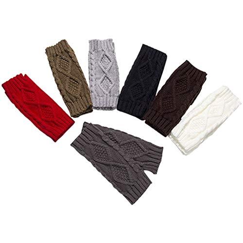7 Pairs Women's Crochet...