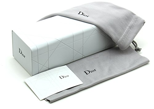 - New Original Dior Sunglass Eyeglass Magnetic Hard Case w/Dior Cleaning Cloth and Soft Pouch Small