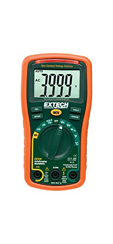 Extech EX330-NIST Mini Multimeter with NCV Detector and NIST by Extech (Image #2)