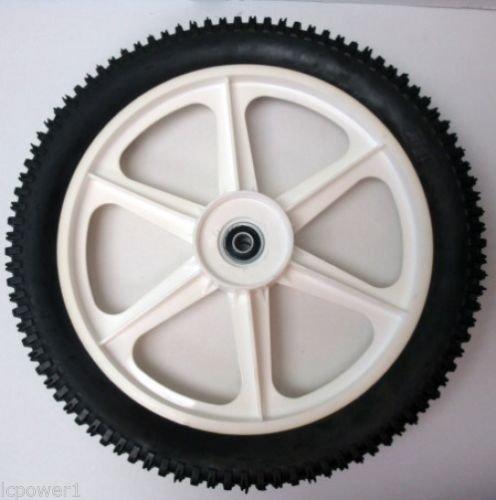 High Rear Wheels (Skyoo Rear High Wheel for CRAFTSMAN WALK-BEHIND LAWN MOWER 189159 532189159 188808 14