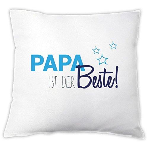 Cojín Papa es la mejor.
