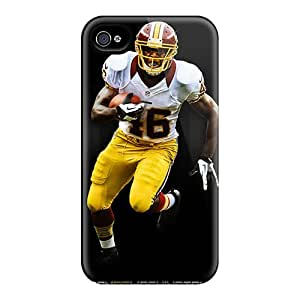 JoanneOickle Iphone 4/4s High Quality Hard Cell-phone Cases Custom High-definition Washington Redskins Series [ERz18979nDKB]