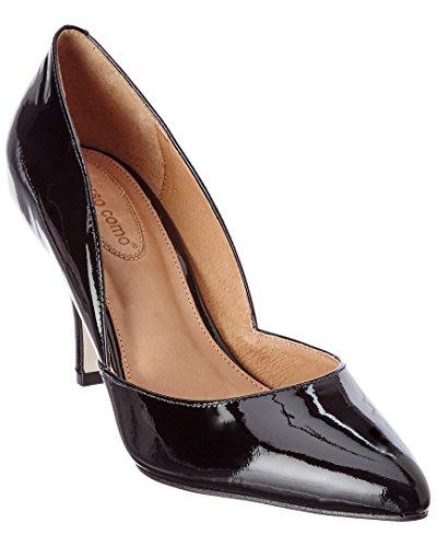 Corso Como Women's Charity D'orsay Pump - Black Patent - ...