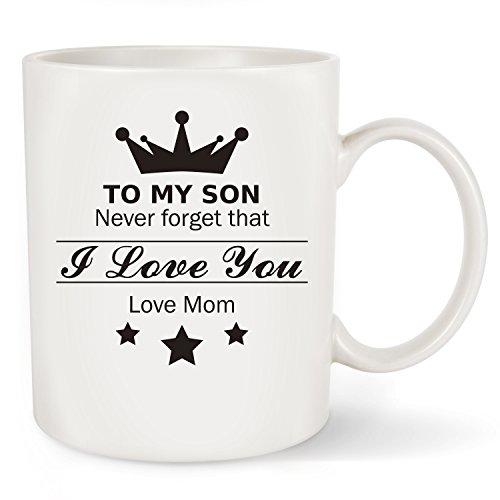 Love Mug Mom - Coffee Mug,