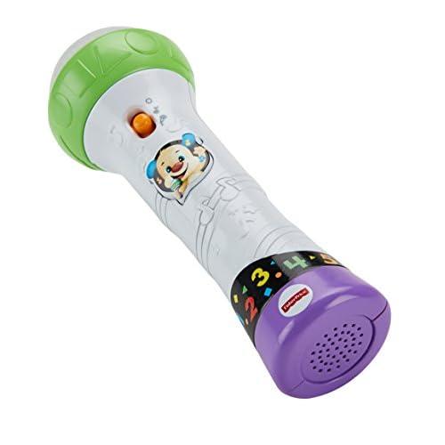 Mattel Fisher-Price fbp32–défoulement Microphone