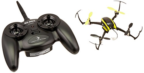 Blade Nano QX RTF Quadcopter with Safe Technology | 4-Ch DSMX Transmitter | 1S 150mAh 3.7V LiPo Battery & USB Charger