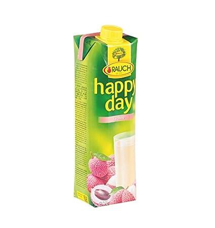 Rauch Happy Day Lychee 1000ml: Amazon.de: Lebensmittel & Getränke