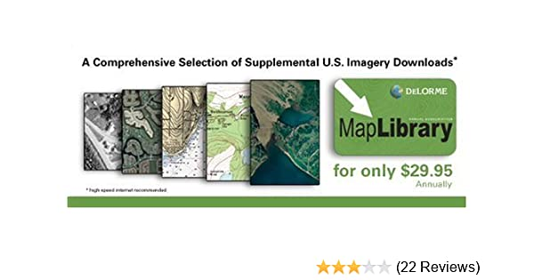 Amazon delorme map library subscription card for topo usa 80 amazon delorme map library subscription card for topo usa 80 and earthmate pn series gps navigators cell phones accessories gumiabroncs Choice Image