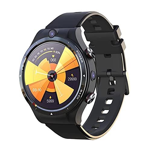 4G LTE SIM Oproep Smart Watch Android 10.7 4G 128GB Smart Watch Telefoon TV Bluetooth 5.0 WiFi GPS Dual Carmera…