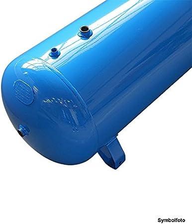 11 bar mit Konsole OHNE Anbausatz Druckluftkessel 50 L liegend