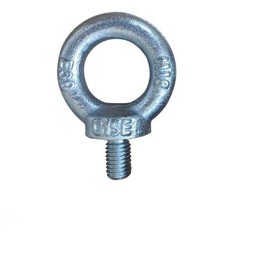 Lifting Eye Bolt M20 CE marking DIN 580 Steel C15E Premier Fittings Direct