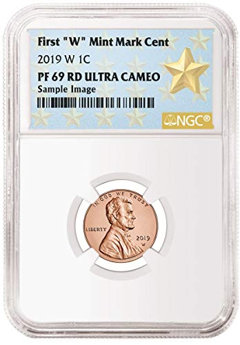 2019 W Lincoln Shield Cent - West Point Mint Special Issue Cent PF-69 NGC