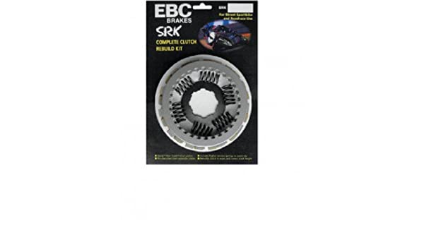 Yamaha YZF R6 - 03/05-kit embrague completo ebc-1131 - 1019: Amazon.es: Coche y moto