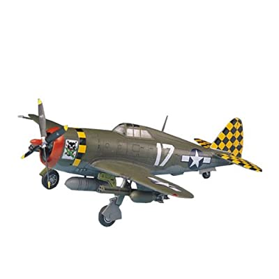 Academy P-47D Thunderbolt Razorback Model Kit: Toys & Games