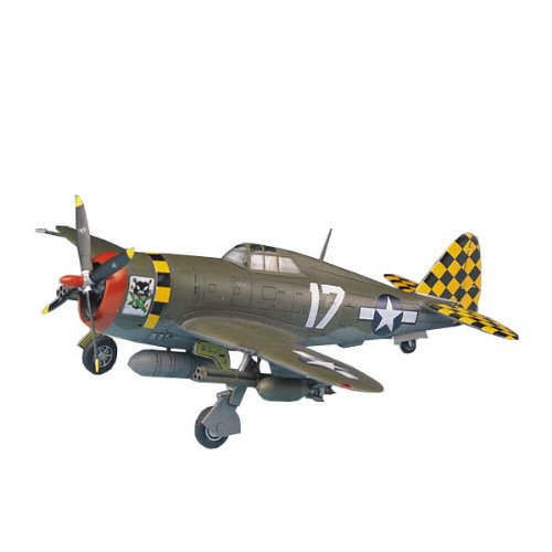 Thunderbolt P-47d Fighter (Academy P-47D Thunderbolt