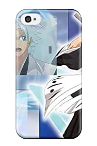 Hot Style VvrZafw1851DBfNI Protective Case Cover For Iphone4/4s(anime Bleach Code )