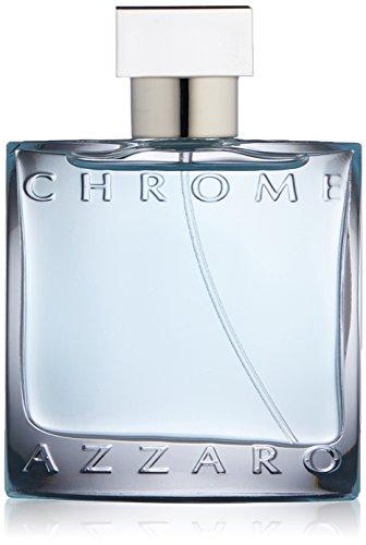 Azzaro Chrome Eau de Toilette Spray, 1.7 Fl Oz -