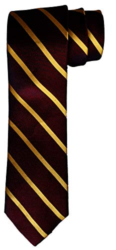 Club Room Men's Single Stripe Silk Tie Club Room Mens Silk Tie