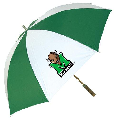 マーシャル64インチケリーグリーン/ホワイト傘「公式ロゴ」   B01NB0AOIA