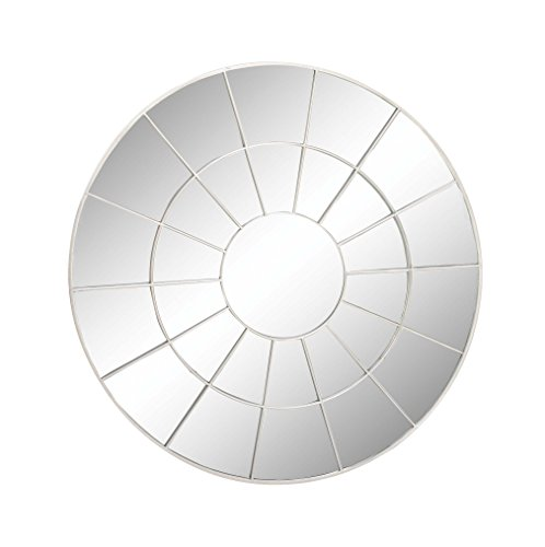 Deco 79 53375 Metal Wall Mirror 48