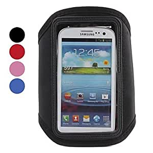Sport Armband for Samsung Galaxy S3 I9300 (Assorted Colors) , Red