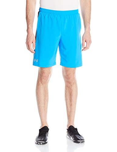 Escape 9' Woven Shorts (Under Armour Men's Launch Run Stretch Woven 9