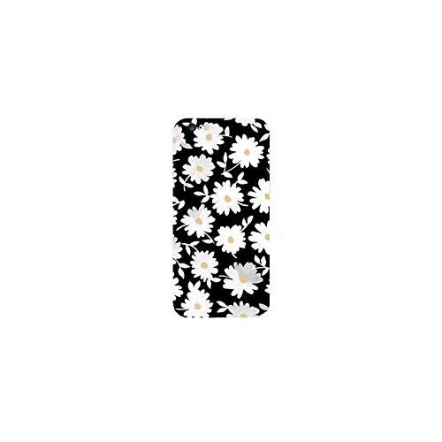 COQUE PROTECTION TELEPHONE IPHONE 6 PLUS - FLEURS BLANCHES