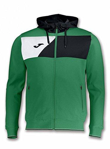 Uniforms Joma Giacche Cappuccio Gilet noir Uomo Verde Giacca Ii Crew Vert Con Y4w6xqRfrY
