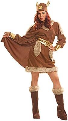 My Other Me Me-201214 Disfraz de vikinga para mujer, XL (Viving ...