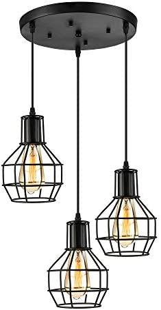 Feiss F3135 9DWK SGM Angelo Glass Chandelier Lighting with Shades, Iron, 9-Light 33 Dia x 31 H 540watts