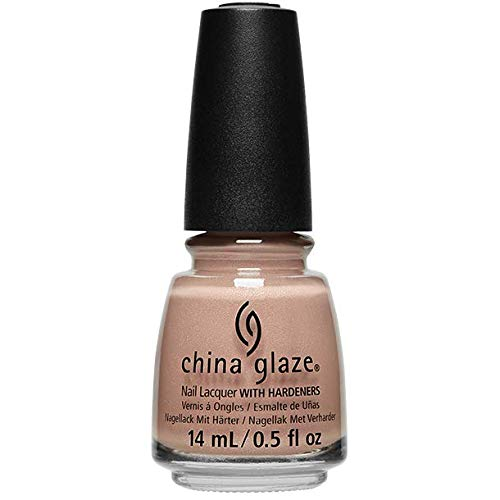 - China Glaze Nail Lacquer -Body & SOL 2019 Collection- Pick Color .5oz (1660 Beach Buff)