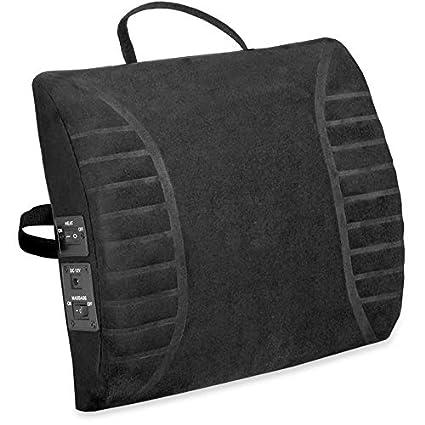 Amazon.com: avt602802mr05 – Cojín lumbar de masaje con calor ...