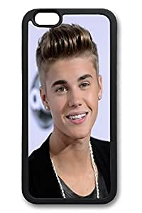 6 Plus Case, iPhone 6 Plus Case Justin Bieber 2013 Creativity TPU Silicone Gel Back Cover Skin Soft Bumper Case Cover for Apple iPhone 6 Plus by Maris's Diaryby Maris's Diary