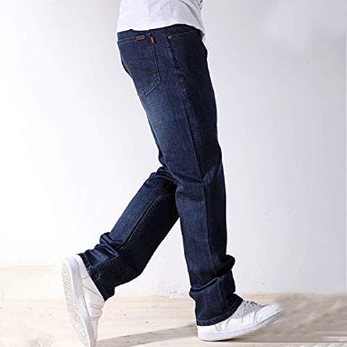 Pantaloni Regalar Moda Jeans Hren Ragazzo Chiaro Blau In Gamba Stretch Fit Leisure Da Denim Blu Dritta Usedlook Uomo vqvrxnwFHY