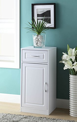 4D Concepts Bathroom 1 Door/1 Drawer Base Cabinet