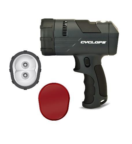 CYCLOPS CYC-X900H REVO 900-Lumen Handheld Rechargeable Spotlight