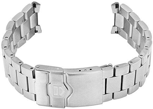 68fcdc6660d5 Tag Heuer 22MM Formula One Manufacturer Watch Bracelet BA060  Formula One   Amazon.ca  Watches