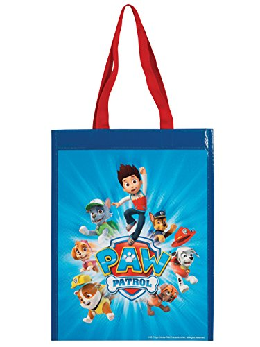 (Rubie's Costume Paw Patrol Trick-or-Treat Canvas Bag)
