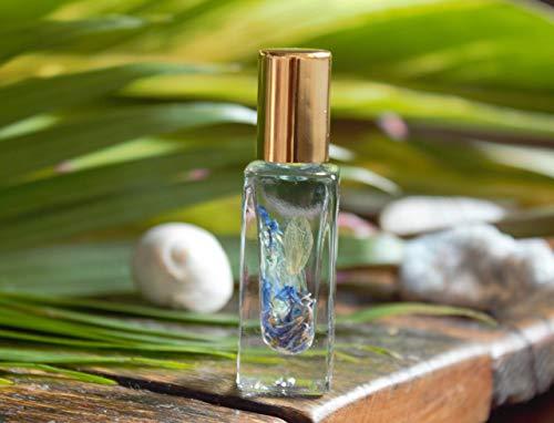 The Blue Fairy, 5ml ~ Essential Oil Blend, Botanical Perfume, Aromatherapy