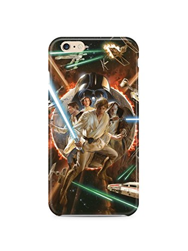 Star Wars Characters Iphone 7 (4.7in) Hard Case Cover (sw54)
