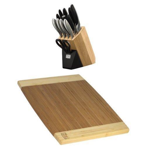14 Piece Block Knife
