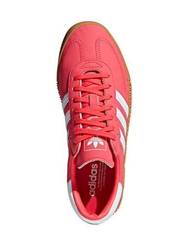 Red Shock Adidas White W Chaussures Sambarose ftwr fAnvawIq