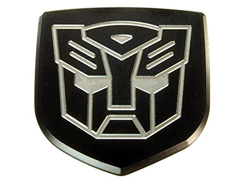 Dodge SRT4 Neon Hood Emblem - Autobot (Transformers Hood Ornament compare prices)